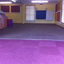 Clean carpets at a School in Essex
