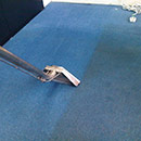 Before and After Office Carpet Cleaning Picture - 2/3